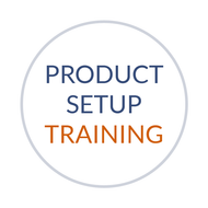 Product Setup Training