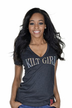 Kilt Girl Super Bling Tee