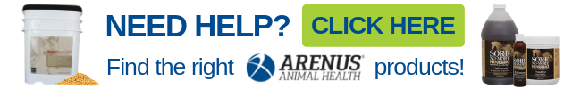 Find the right Arenus Animal Health products!