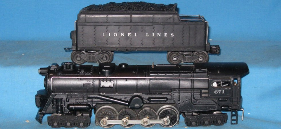 Lionel Trains Liry on