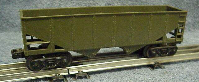 Well-Educated Hte Lionel Postwar #6520 Searchlight Car Spare No Cost At Any Cost Freight Cars
