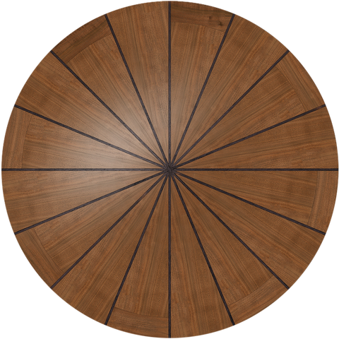 Woodward Flooring Medallion: Wood Flooring Medallion: Smith-Made.com