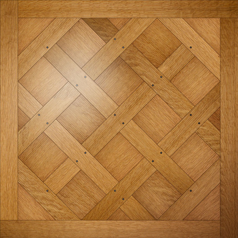 Versailles Parquet: Wood Parquet Flooring: Smith-Made.com