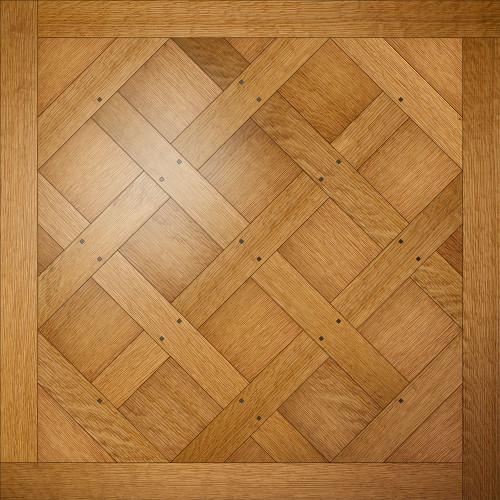 Versailles Parquet: Wood Parquet Flooring: Smith-Made.com