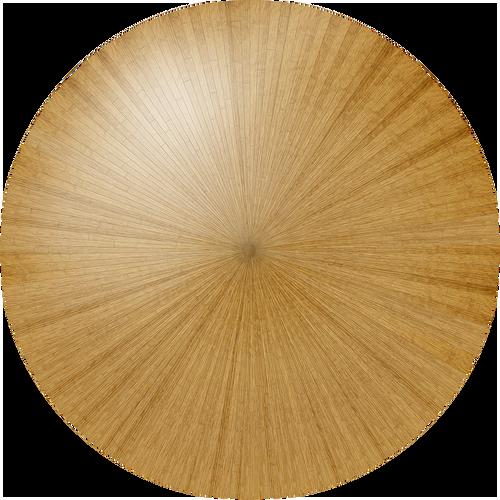 Kiln Dried American White Oak custom round table