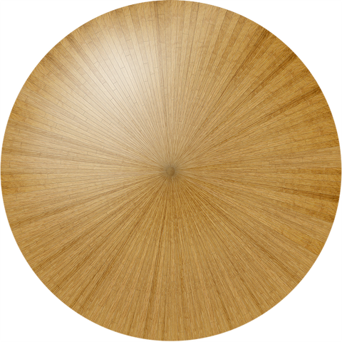 Kiln Dried American White Oak custom round table
