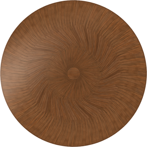 Kiln Dried American Black Walnut round table.