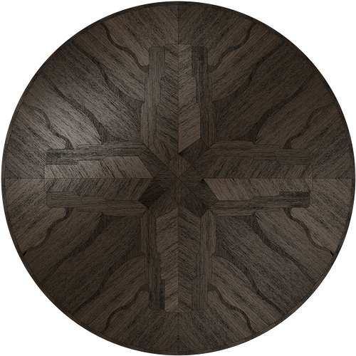 Kiln Dried African Wenge custom round table.