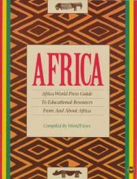 AFRICA: Africa World Press Guide to Educational Resources From and About Africa, Compiled by WorldViews