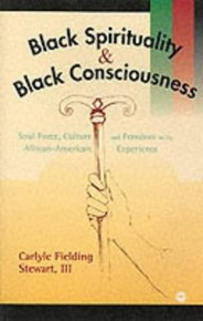 BLACK SPIRITUALITY & BLACK CONSCIOUSNESS: Soul Force, Culture and Freedom in the African-American Experience, by Carlyle Fielding Stewart, III