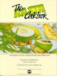 THE RASTA COOKBOOK: Vegetarian Cuisine, Eaten with the Salt of the Earth, Compiled By Laura Osborne