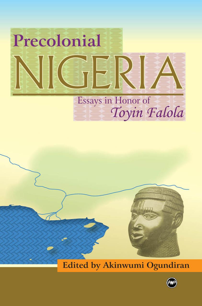 pre colonial nigeria essays