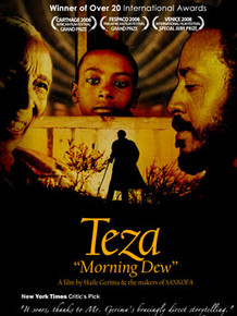 "TEZA: ""Morning Dew,"" by Haile Gerima (Film DVD)"