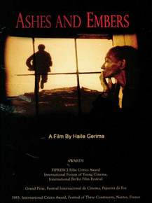 ASHES AND EMBERS, by Haile Gerima (Film DVD)