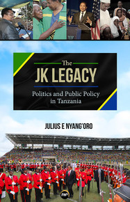 POLITICS AND PUBLIC POLICY IN TANZANIA: The JK Legacy, by Julius E. Nyang'oro, HARDCOVER