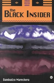 THE BLACK INSIDER, by Dambudzo Marechera, HARDCOVER