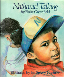 Nathaniel Talking, by Eloise Greenfield (hardcover)