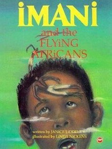 Imani and the Flying Africans, by Janice LiddelI (Hardcover)
