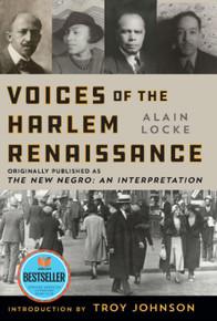 Voices of the Harlem Renaissance by Alain Locke (HB)