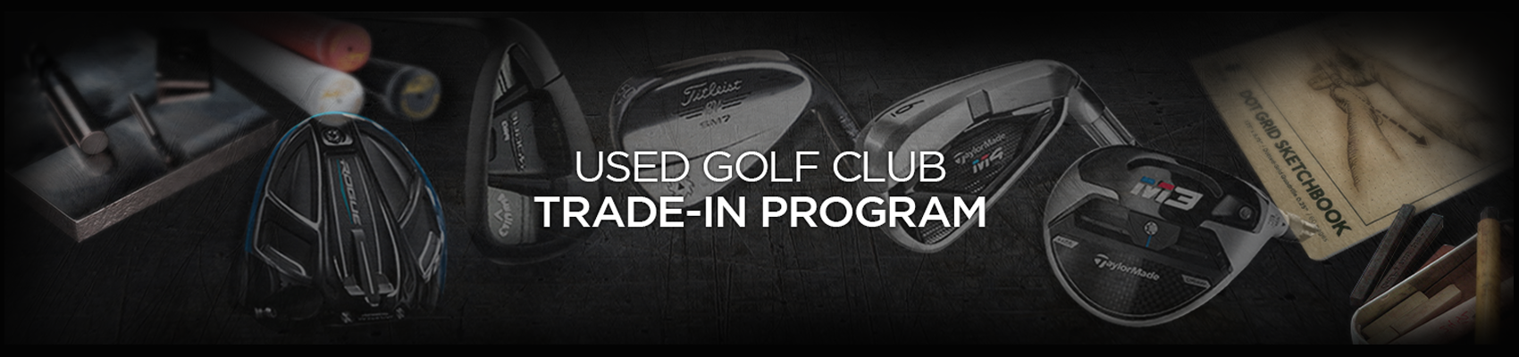 Golfio Trade In Program