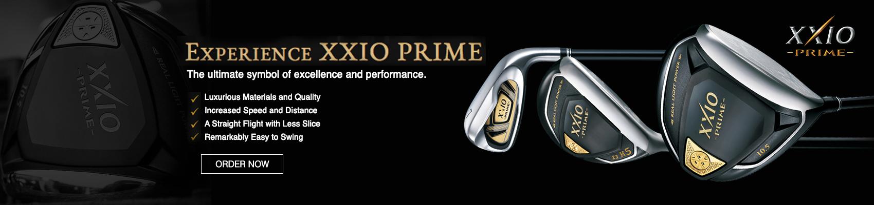 XXIO Golf Clubs & Equipment