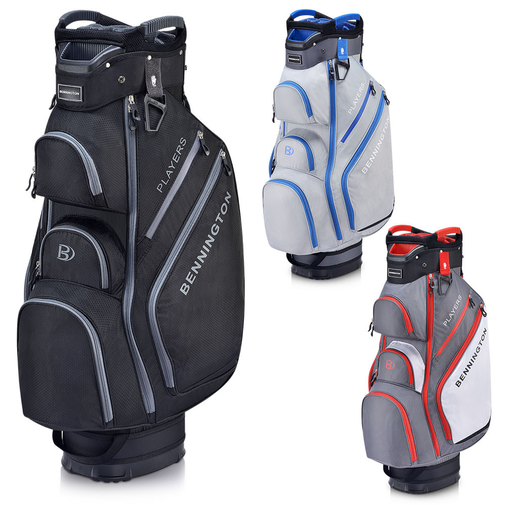cdff8a1cef Bennington Players Lite Cart Bag 2017 - Golfio