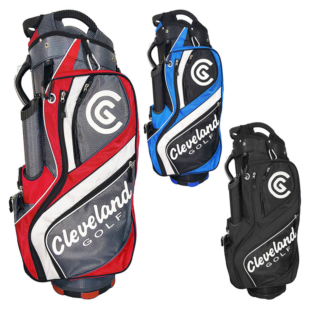 84ee71bd5cd Cleveland CG Cart Bag 2018 - Golfio