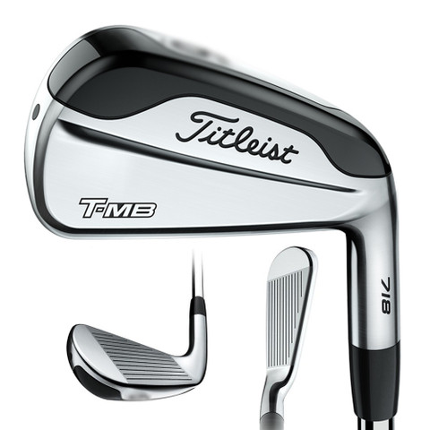 Titleist 718 T-MB Iron Set 2018