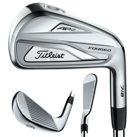 Titleist 718 AP2 Forged Iron Set 2018