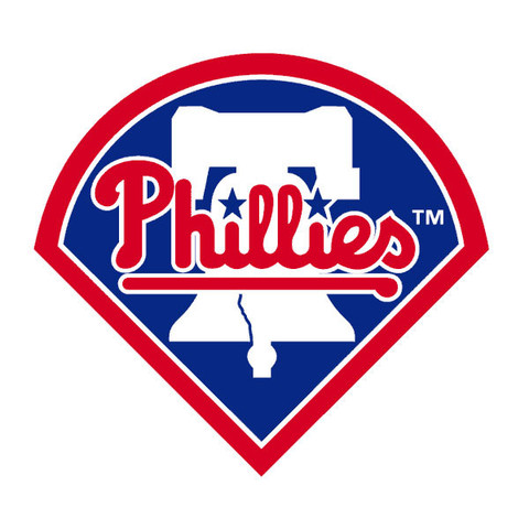 Team Golf MLB Philadelphia Phillies