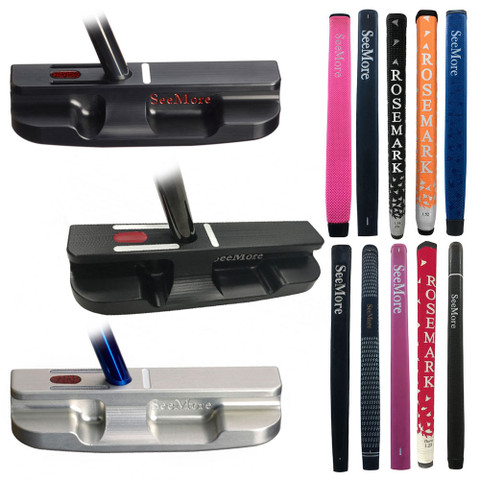 SeeMore Mini GIANT FGP Custom Putter