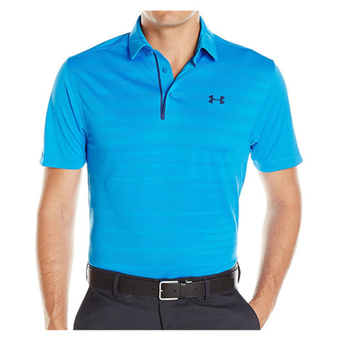 Under Armour Cool Switch Jacquard Golf Polo 2017