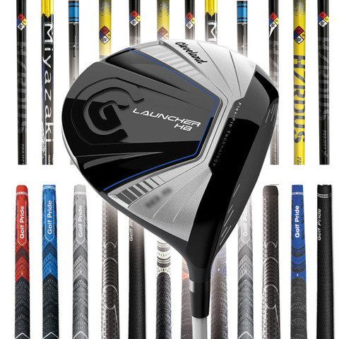 Cleveland Launcher HB Custom Driver