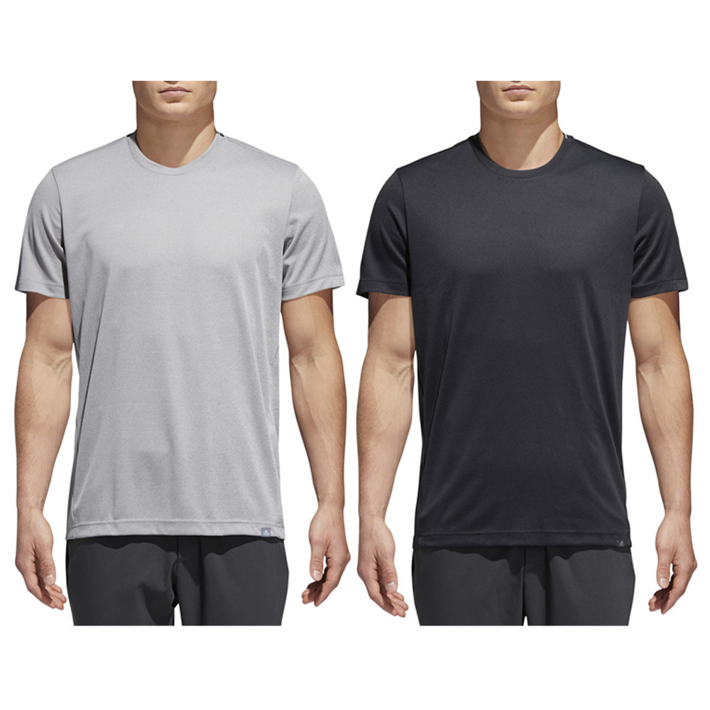 d62588ec Adidas AdiCross No Show Range Tee Golf T Shirt 2018 - Golfio