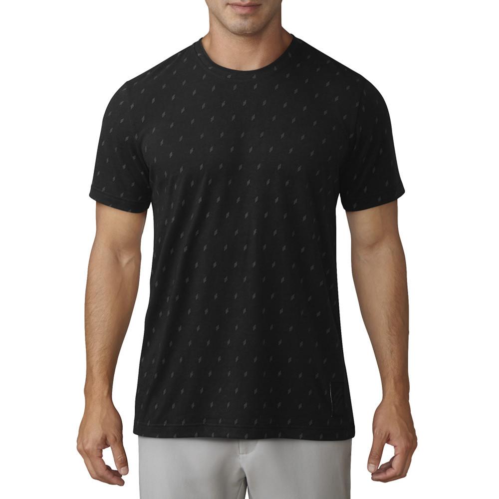 e55485566321e Adidas AdiCross Logo Tee Golf T Shirt 2018 - Golfio
