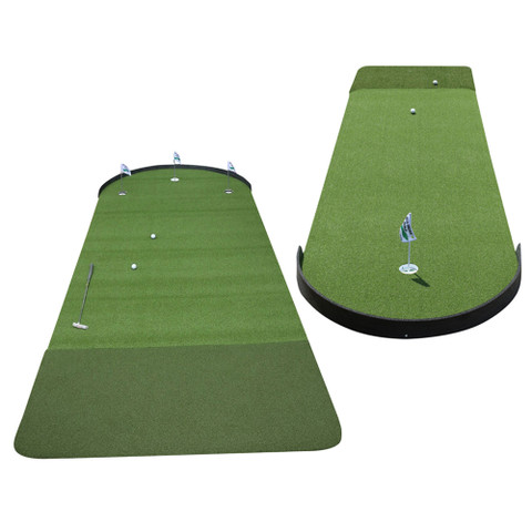 Big Moss Commander Patio Series Putting Green 2018