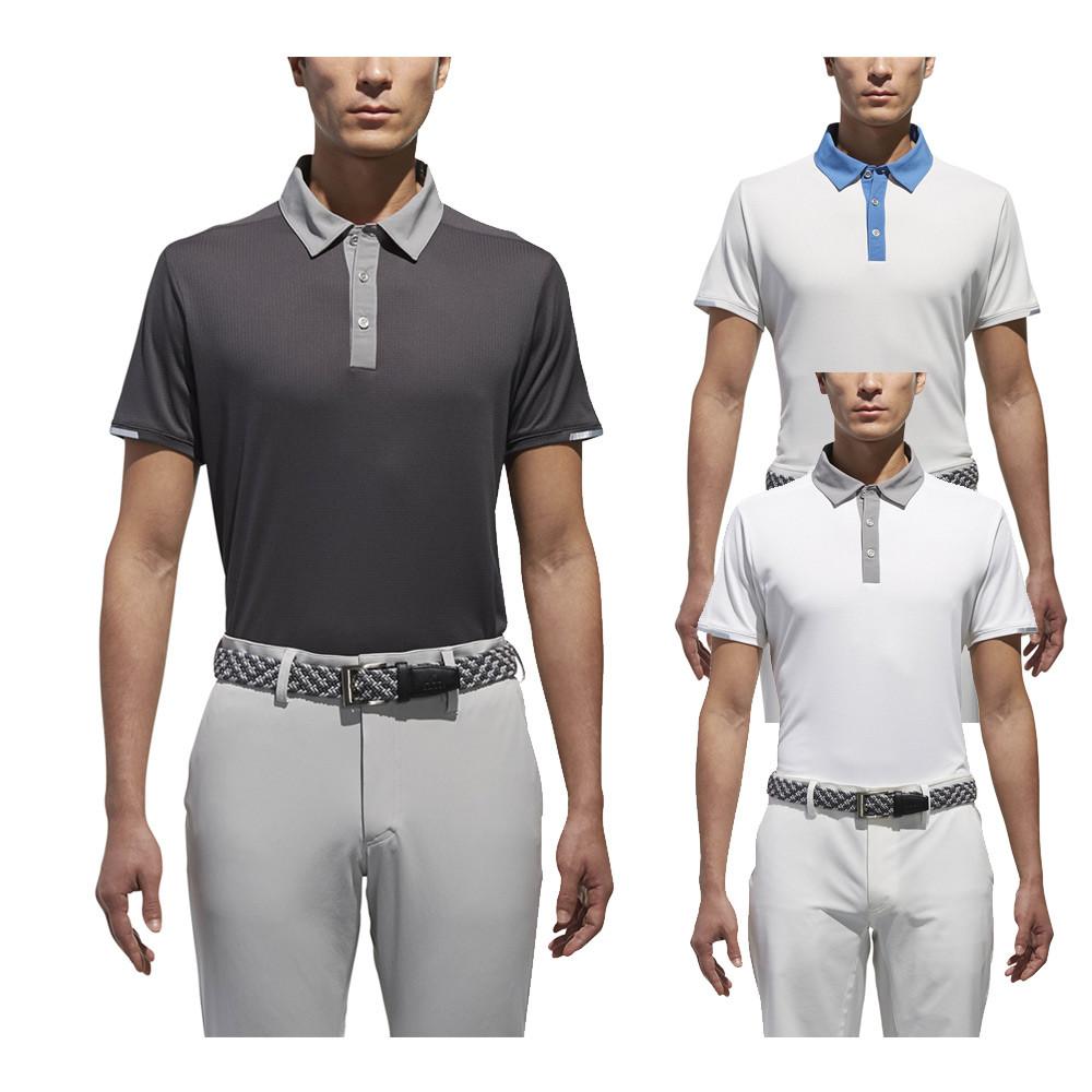 c31e84eb665c Adidas ClimaChill Iconic Golf Polo 2018 - Golfio