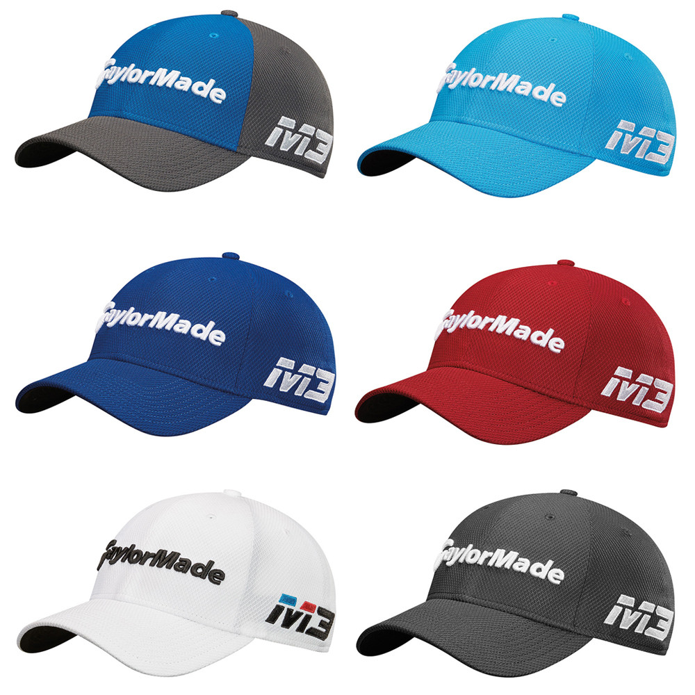 579aeeb28f3 TaylorMade New Era Tour 39Thirty Fit Golf Cap 2018 - Golfio