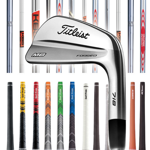 Titleist 718 MB Custom Irons