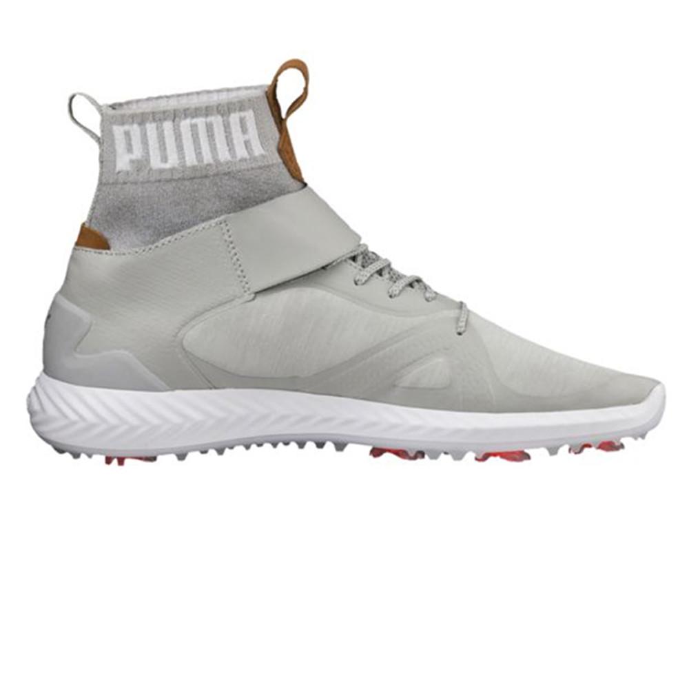 PUMA Ignite PWRADAPT Hi-Top Junior Golf Shoes 2018 Boys - Golfio 35568b1b3