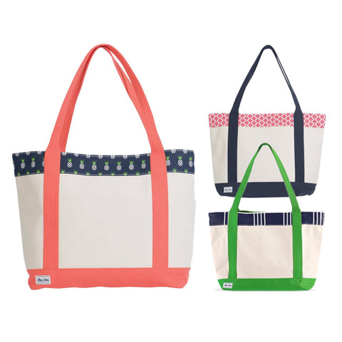 Ame & Lulu Tucket Tote Bag 2018 Women