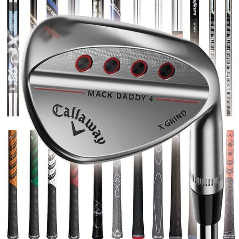 Callaway Mack Daddy 4 Raw Custom Wedge. SKU  EMI0197.  https   d3d71ba2asa5oz.cloudfront.net 52000682 images emi0197- 01b746f7487