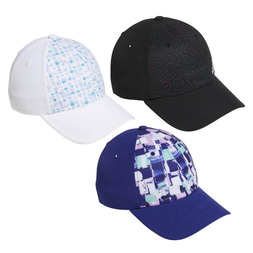 Adidas Rangewear Printed Golf Cap 2018 Women - Golfio 93e1b8b9d3a2