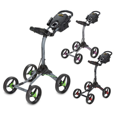 Bag Boy Quad XL Push Cart 2019