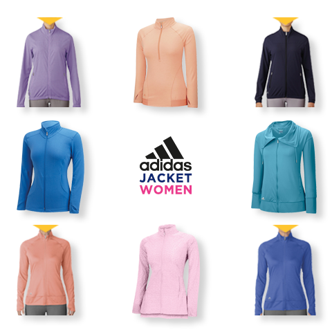 Adidas Women's Jacket Closeout