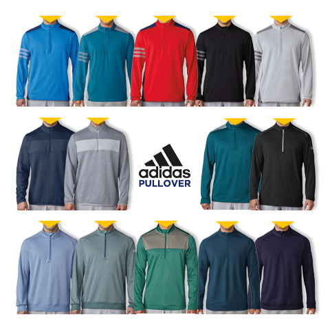 Adidas Men's Pullover Closeout