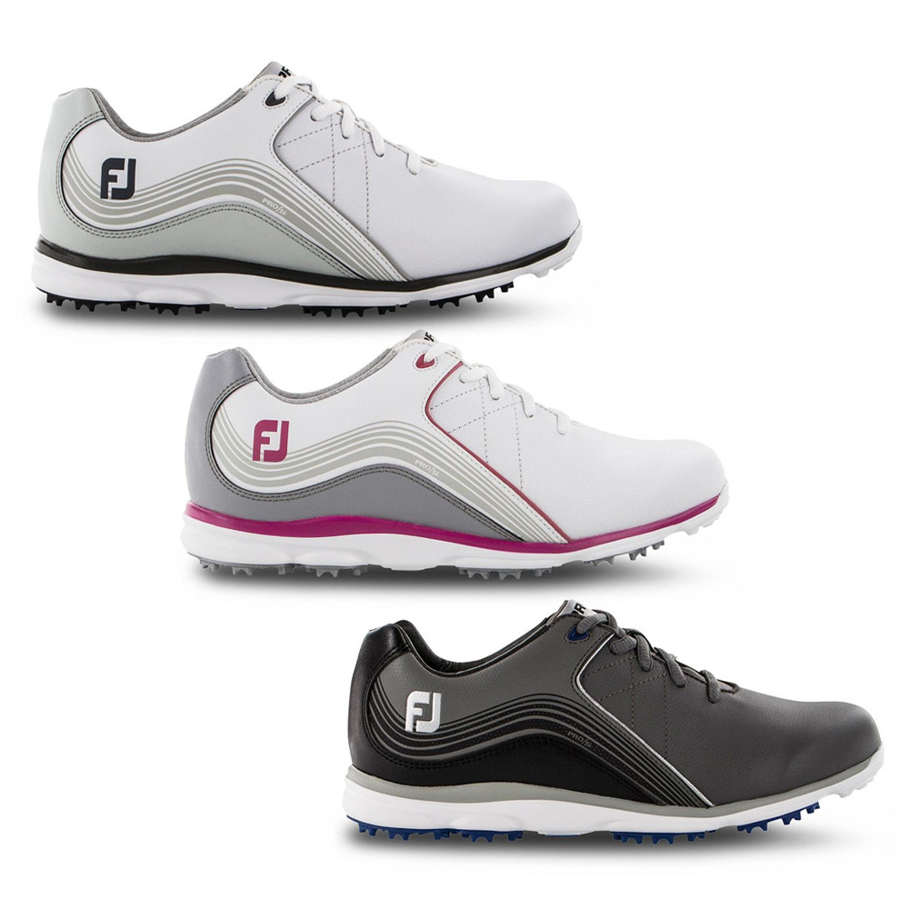 184113c93bb FootJoy Pro SL Spikeless Golf Shoes 2019 Women - Golfio