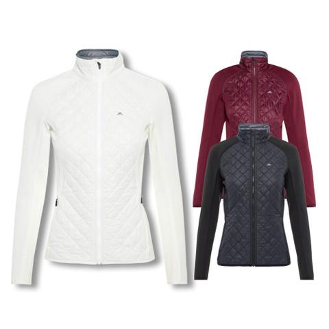 J.Lindeberg Atna Hybrid Pertex Golf Jacket 2018 Women
