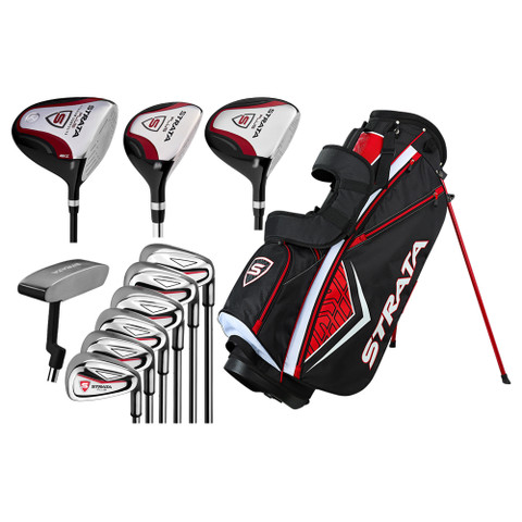 Callaway Strata Plus Full Set 2019