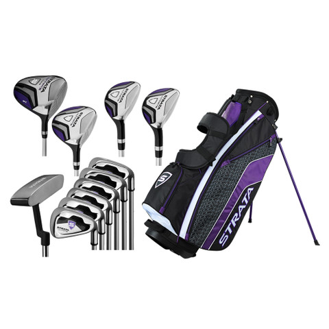 Callaway Strata Ultimate Full Set 2019 Women